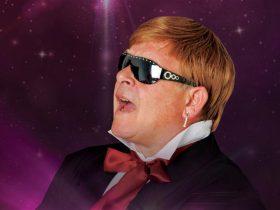 Elton Jack Rocketman
