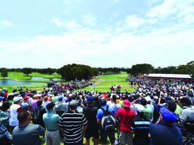 The Australian Golf Club - First Tee