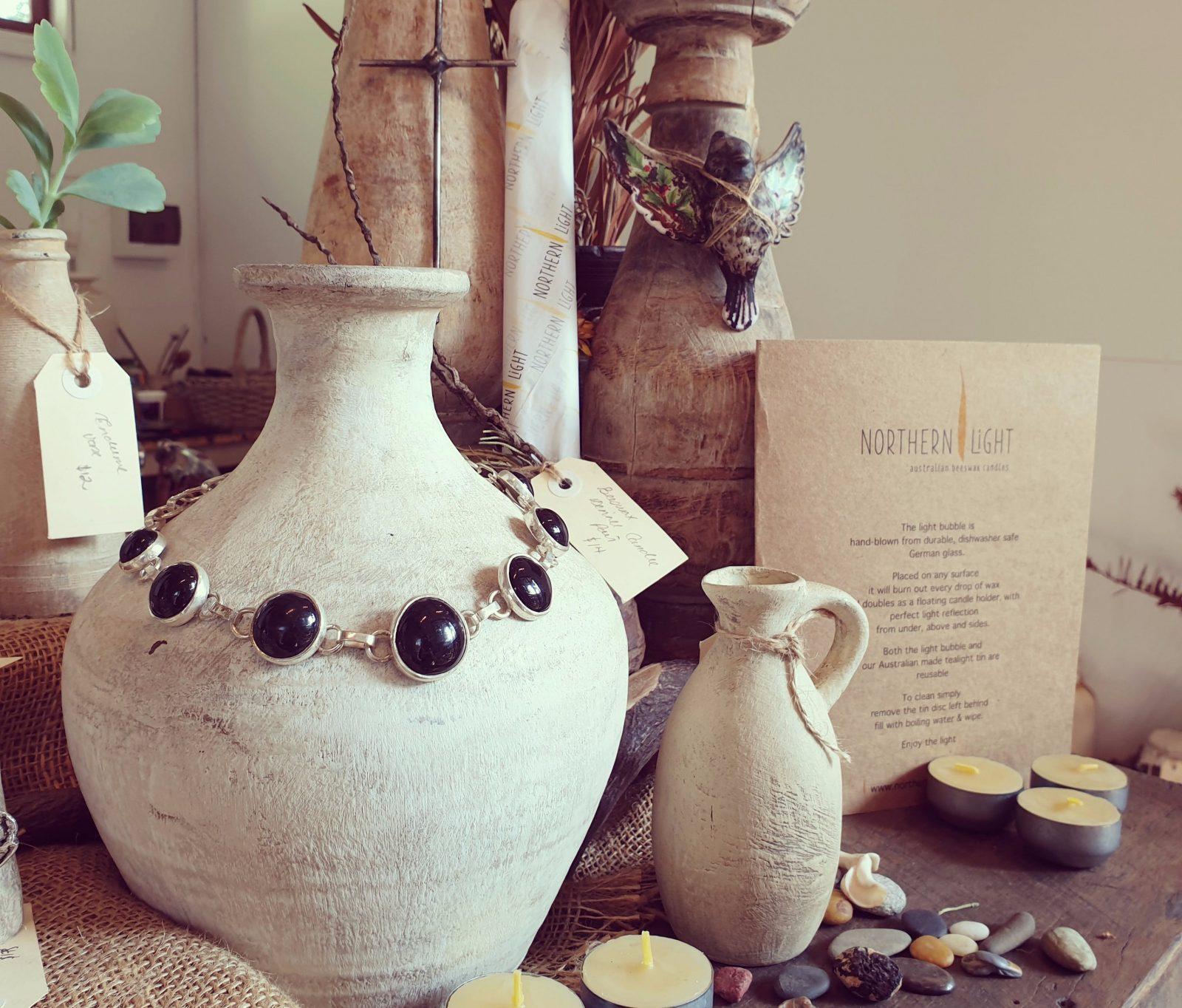 Handcrafted jewellery made in Tyalgum