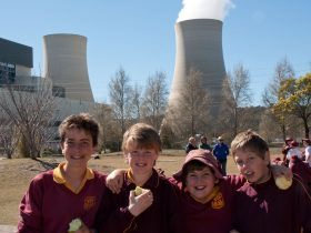 Energy Expo at Mt Piper