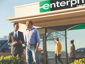 Enterprise Rent a Car Service