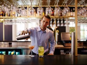 Hunter Valley cocktail bar