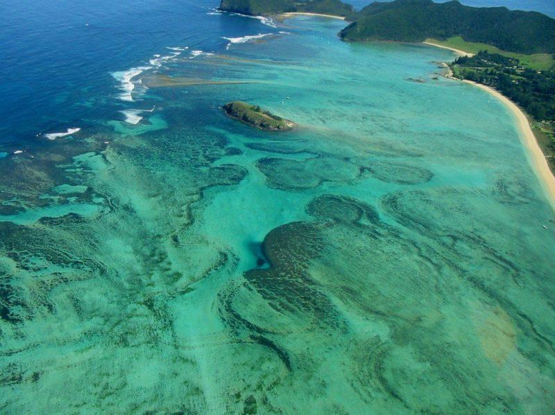 Erscott's Hole Lord Howe Island