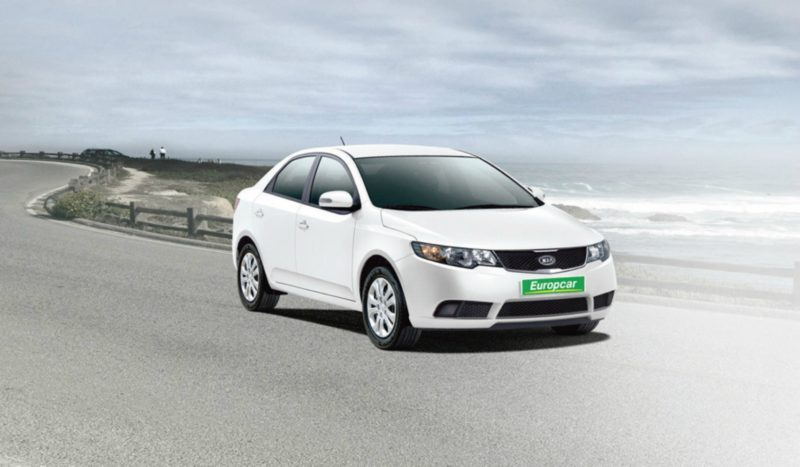 Europcar Car Hire Parramatta