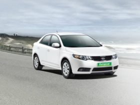 Europcar Car Hire Penrith