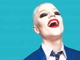 Musical at West HQ Sydney Colisuem Everybody's Talking About Jamie