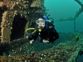 Ex-Hmas Adelaide Dive Site