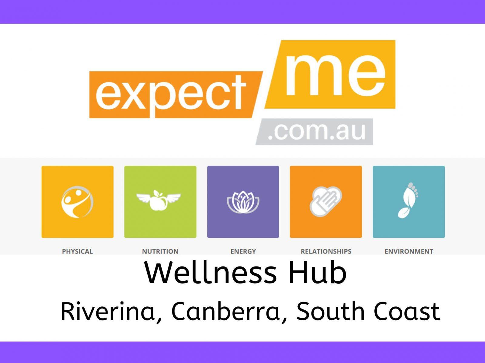 Expect Me Wellness Hub
