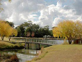 Fagan Park and Bridge. Image: Hornsby Shire Council