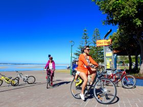Bike Hire open 24 hours everyday