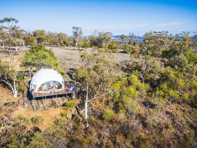 Faraway Domes Country Retreat