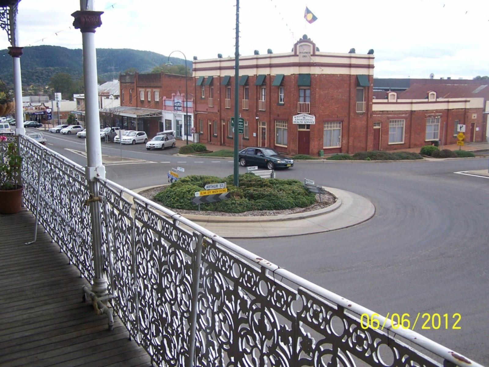Federal Hotel: Wellington