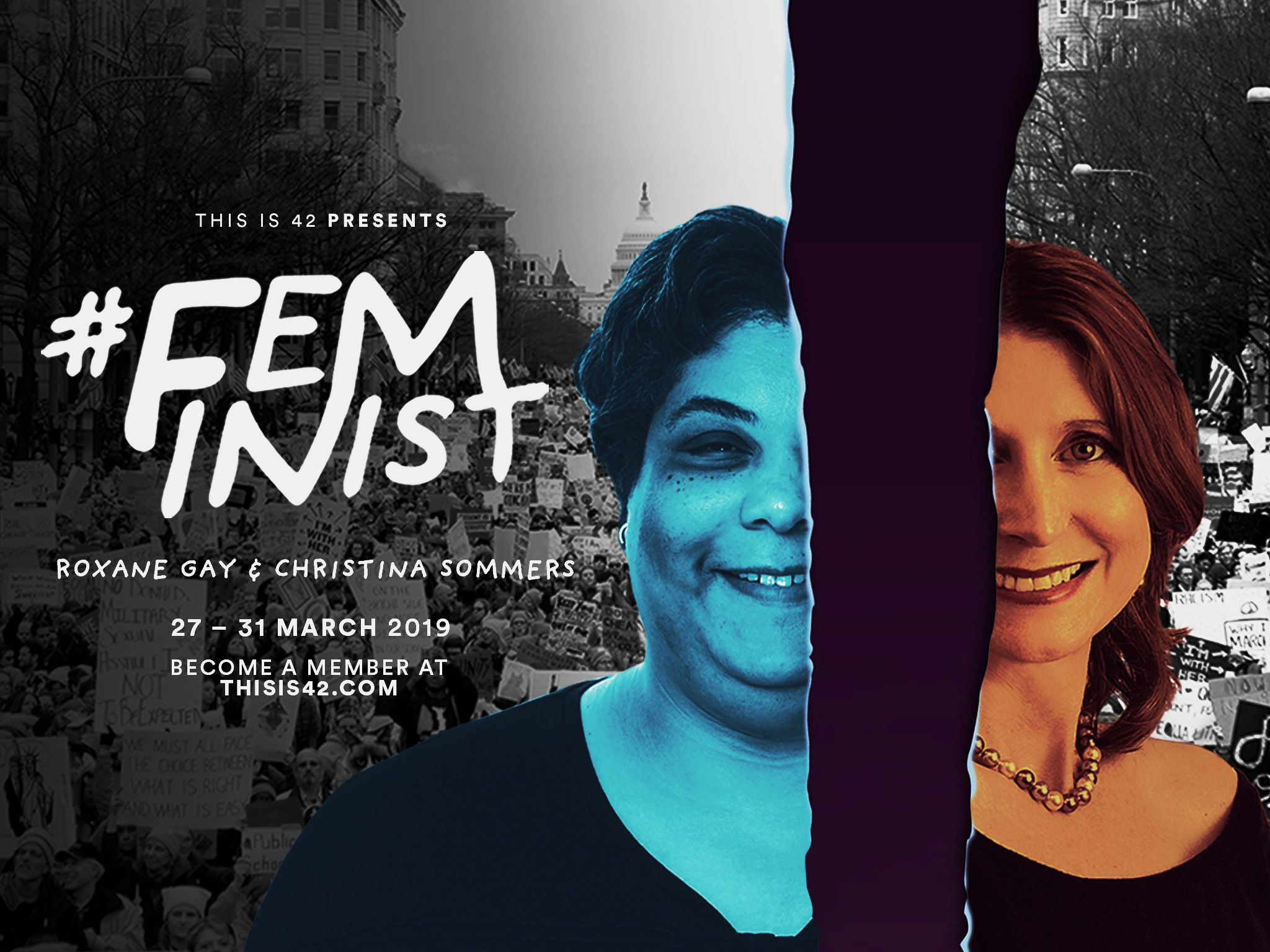 #Feminist: Roxane Gay and Christina Hoff Sommers | Event | Sydney | New  South Wales - Australia's Guide
