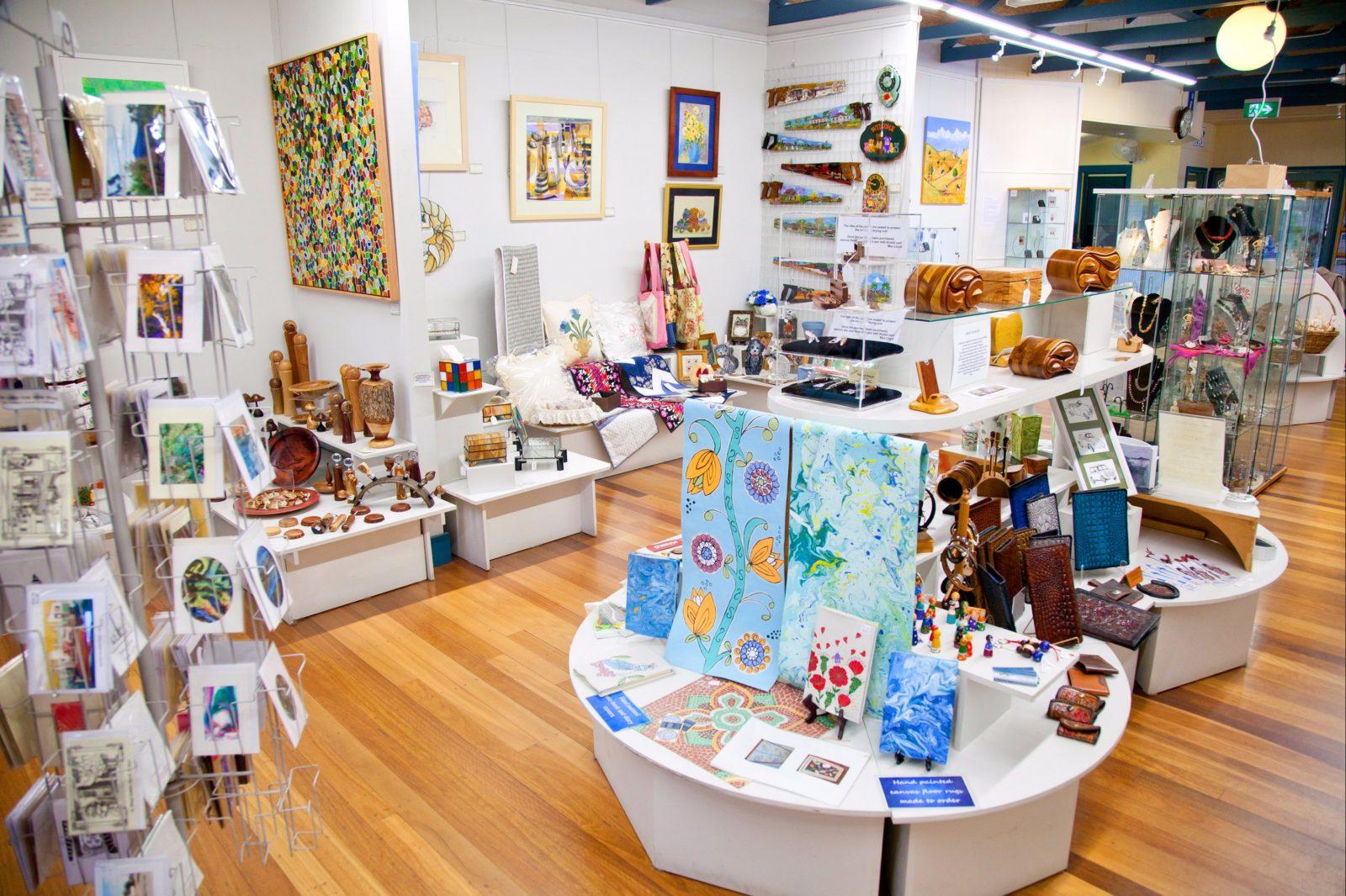 Ferry Park Gallery - Maclean