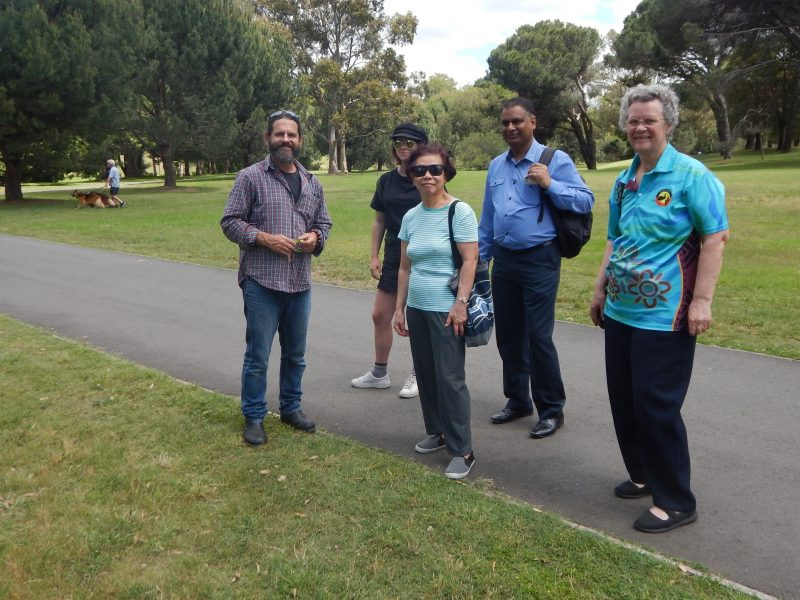 Enjoy a guided walk and learn about the aboriginal background of Parramatta by an Aboriginall Elder