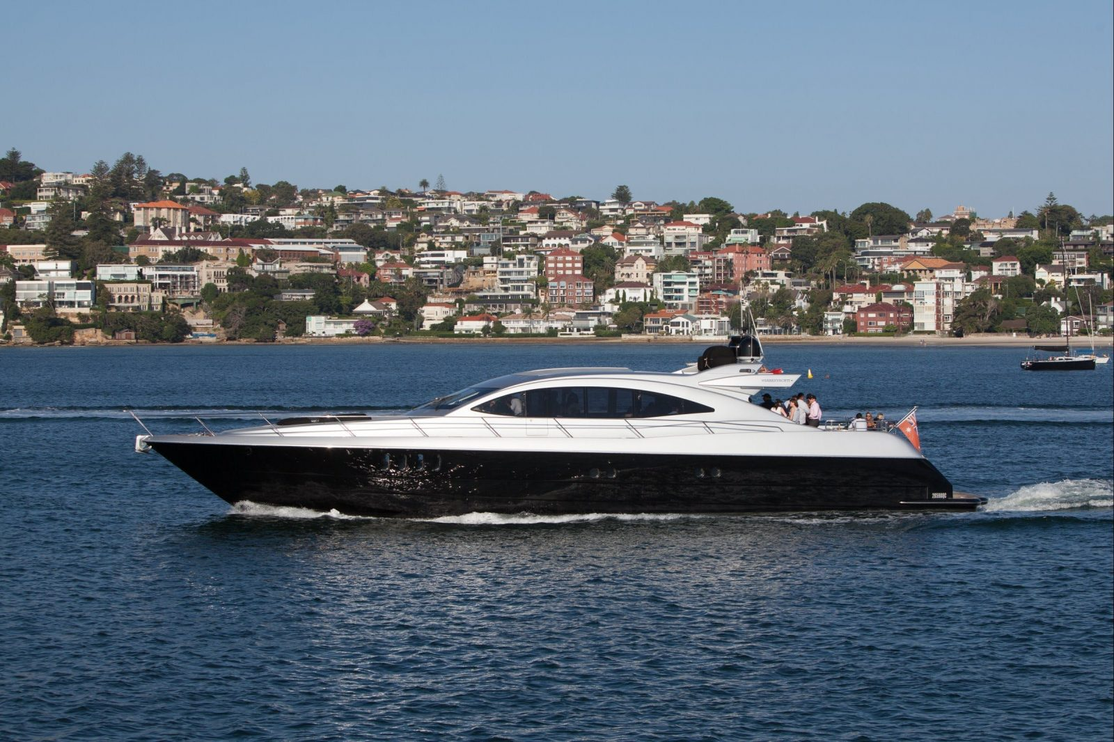 Ghost Luxury Boat Hire Sydney