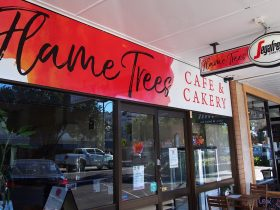 Flame Trees Cafe