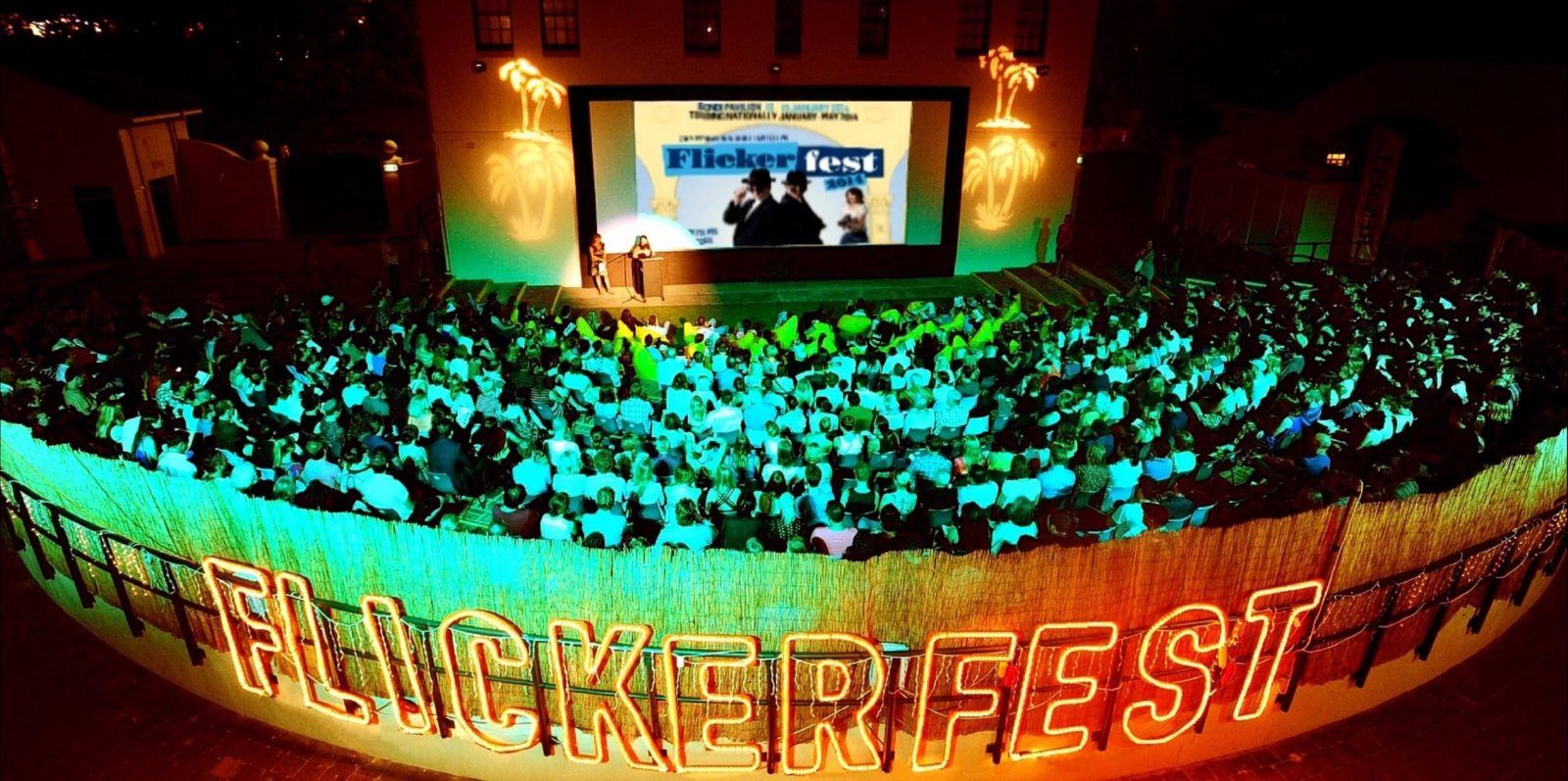Flickerfest Short Film Festival
