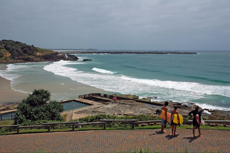 Location Photo - Yamba Main Beach