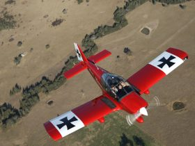 Red Baron Alpha160