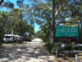 Flynns Beach Caravan Park