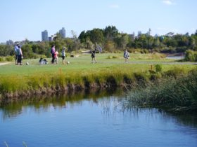 Play FootGolf at Northbridge Golf Club