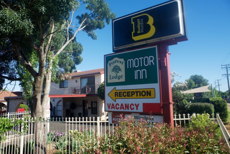 Forest Lodge Motor Inn and Restaurant