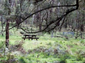 Fourth Crossing picnic area