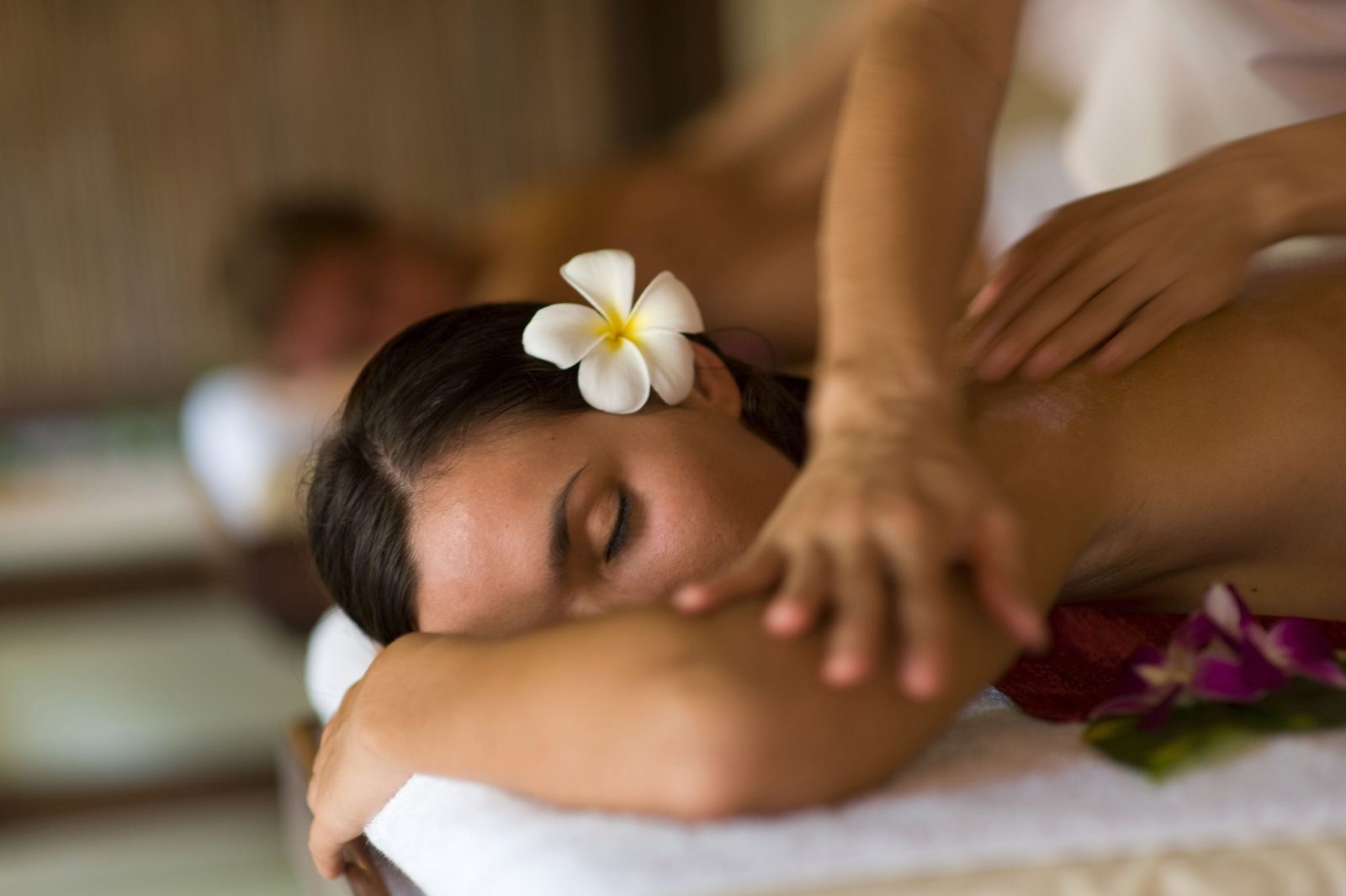 Relax and unwind massage