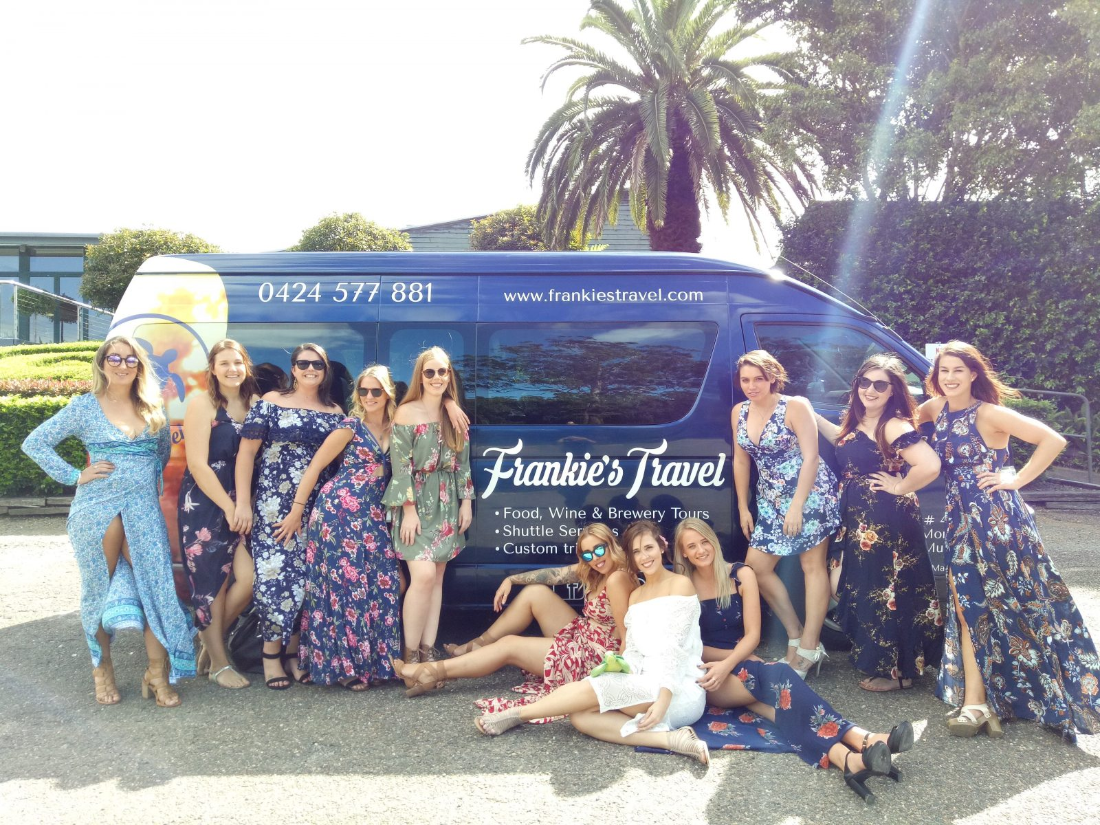 Newcastle hunter valley wine bus tour