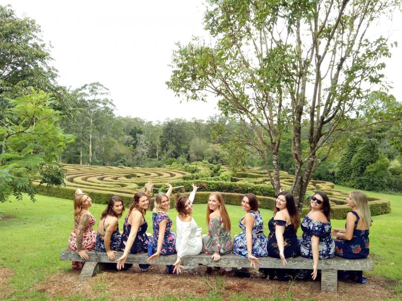 Newcastle hunter valley hens party wine bus tour