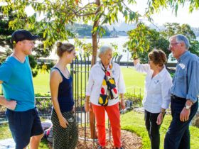 Guided Tour at the Royal Botanic Garden Sydney