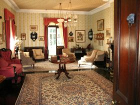 Garroorigang Historic Home Sitting Room