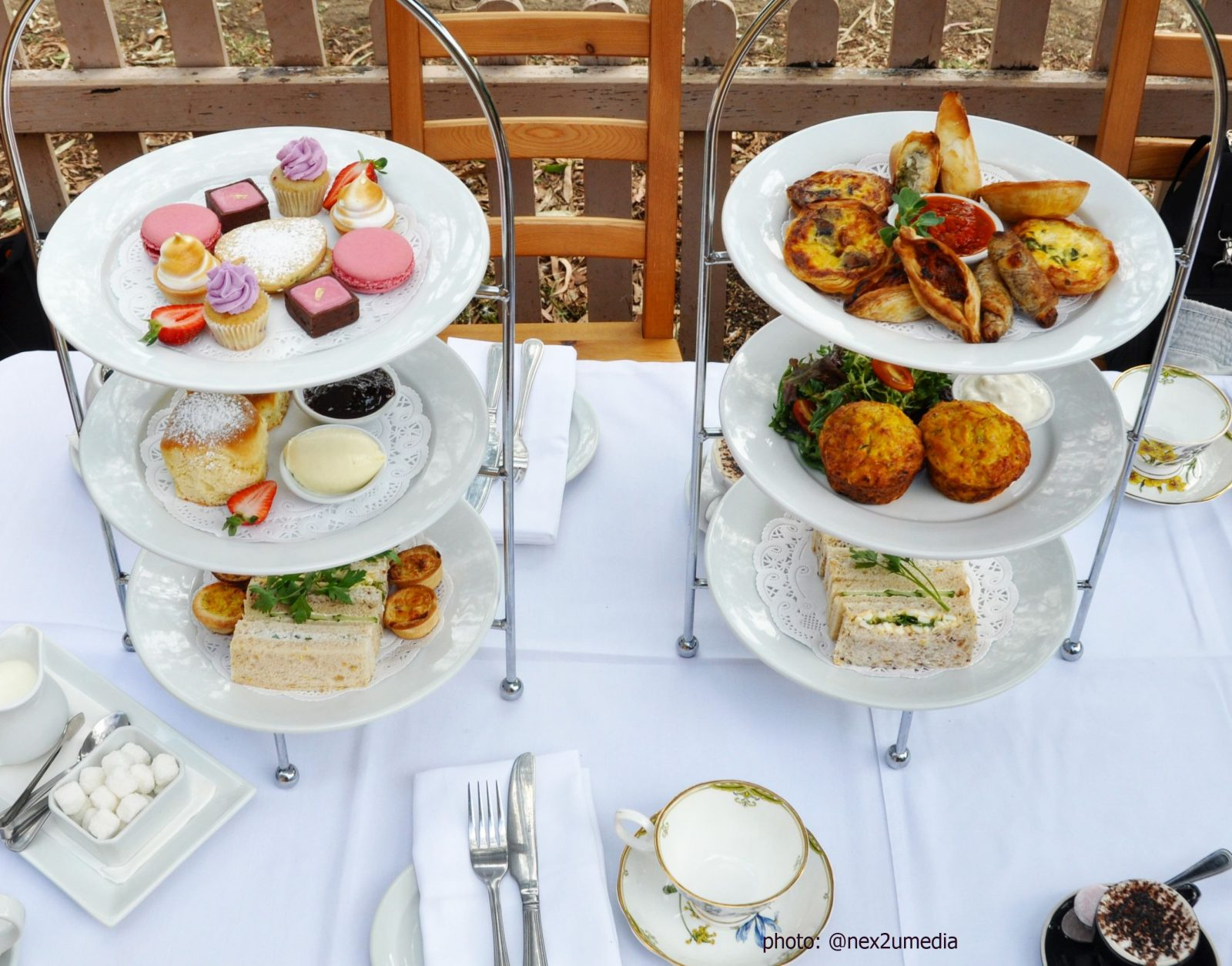 Traditional and Savour High Teas