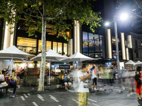 Gateway is conveniently located on Alfred St, Circular Quay