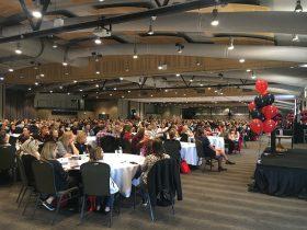 1400 pax plenary session