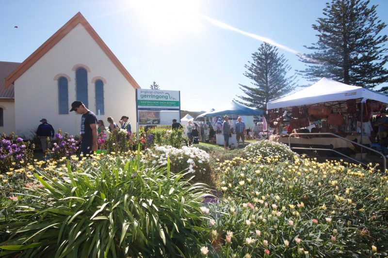 Right in the heart of Gerringong