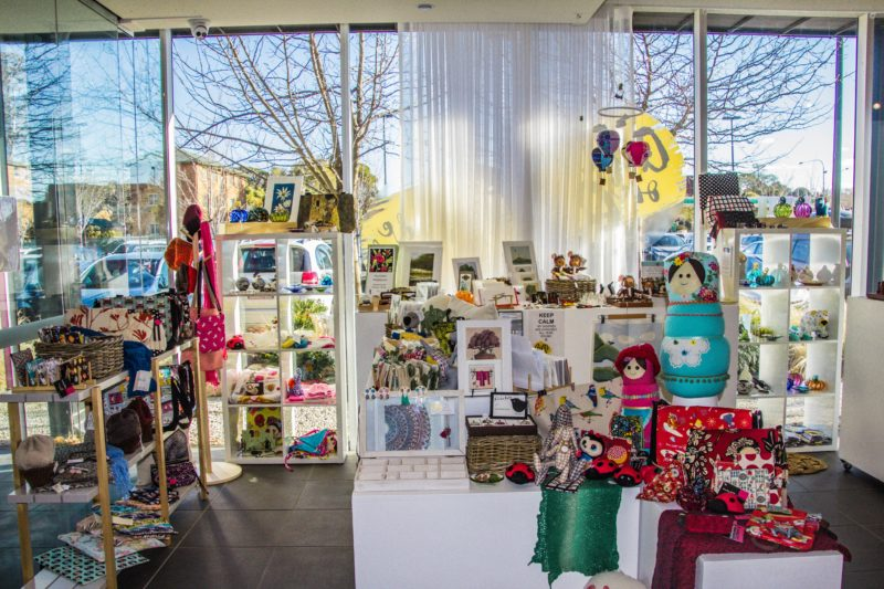 Gifts on Q, Queanbeyan