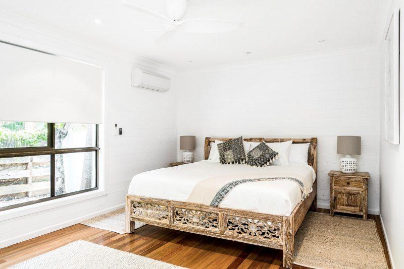 Gigis - Byron Bay - Master Bedroom
