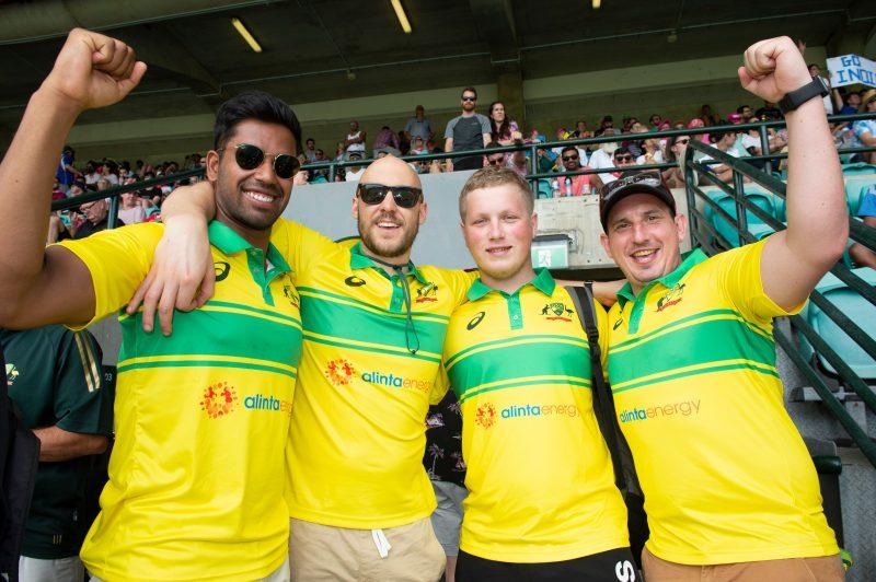 Aussie ODI cricket fans