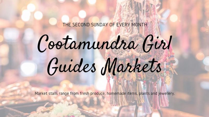 Girl Guides Sunday Markets