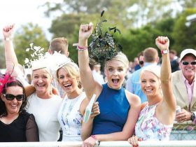 Ladies Day at Goulburn Race Course