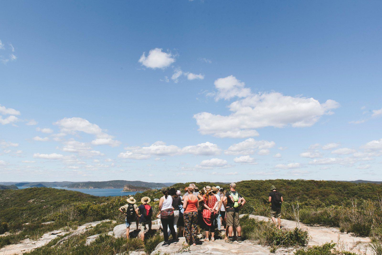 Bouddi National Park tour