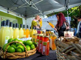Bluegum Limes Gladstone Markets