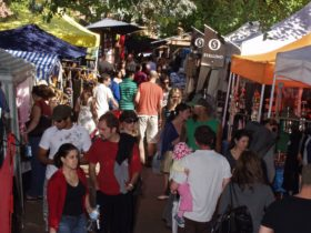 Glebe Markets every Saturday