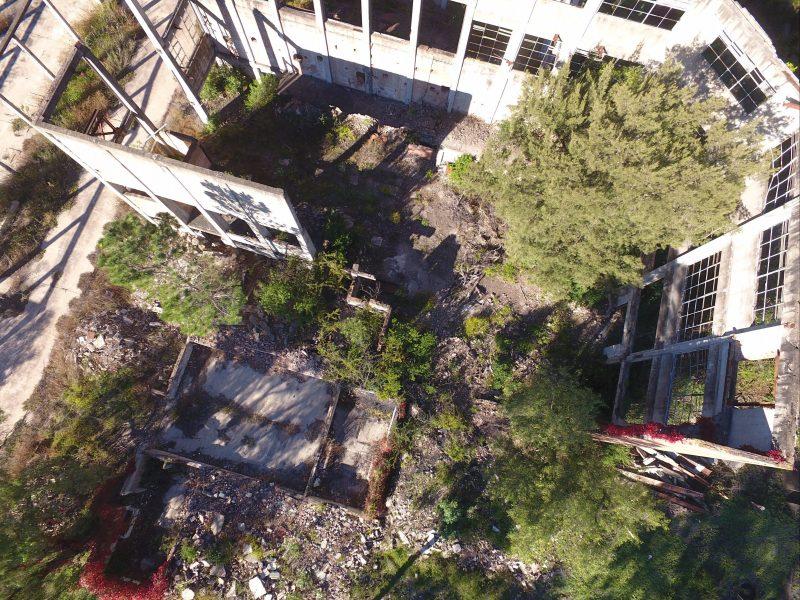 Glen Davis Ruins