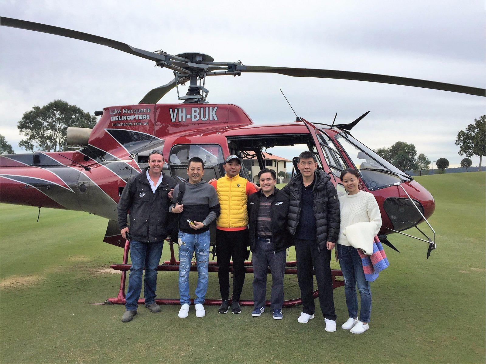 Heli Golf Tours - Golf & Tours