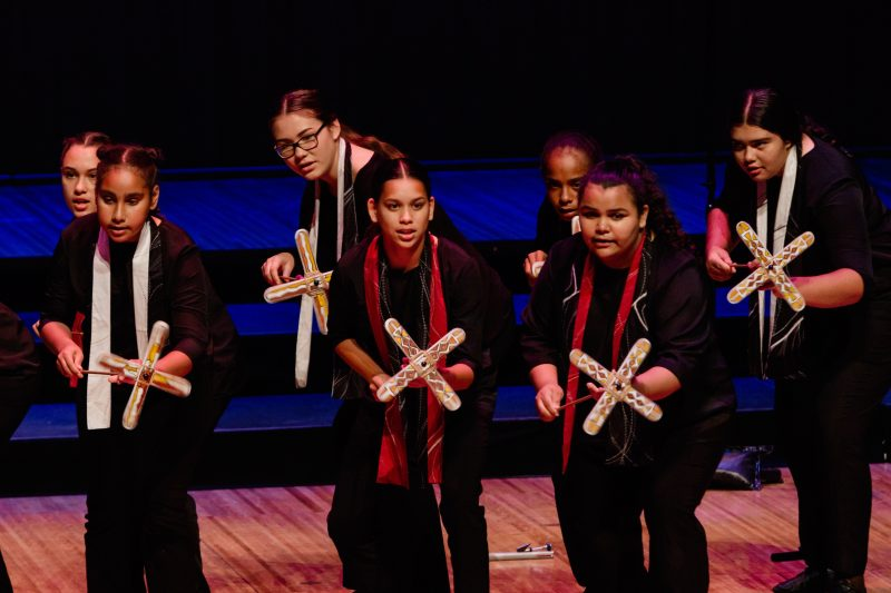 Gondwana Indigenous Children's Choir will perform at Gondwana World Choral Festival