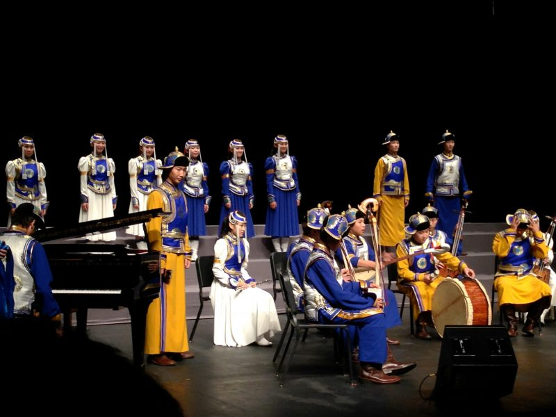 Inner Mongolia Youth Choir will perform at Gondwana World Choral Festival