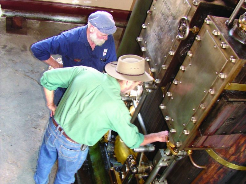 Goulburn Historic Waterworks